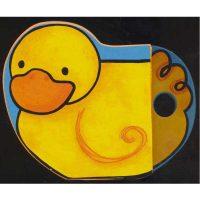 کتاب فومی شالاپ... شولوپ... یه اردک!
