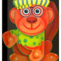 کتاب میمون اومد آب بخوره