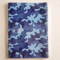 دفتر مشق۸۰ برگ سم طرح نیروی دریایی