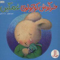 کتاب کودک با موضوع احساس غم و رهایی از آن در کودکان_کتاب خرگوش کوچولوی غمگین
